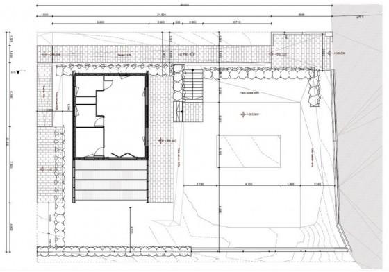 Plans de maisons écologiques de 96 m²