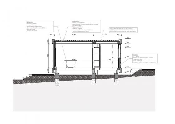 Matériaux de construction de maison écologique 002