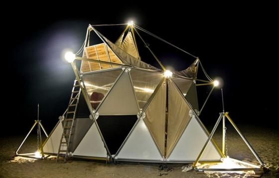 Petite maison pour camper la nuit