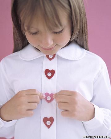 Artisanat de la Saint-Valentin pour les enfants
