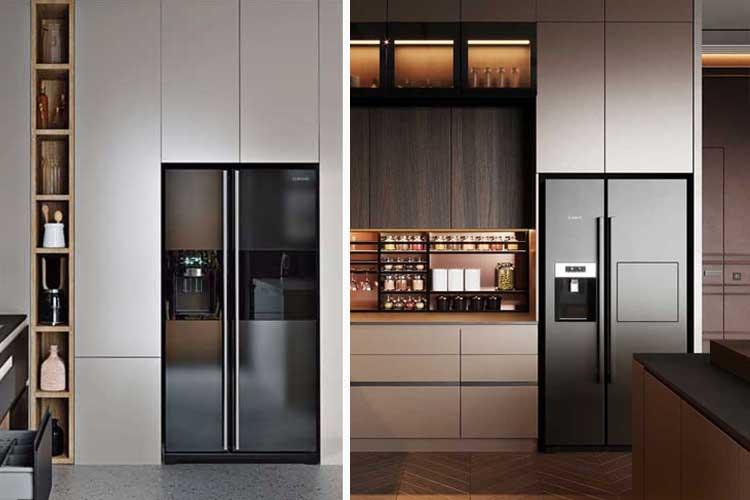 Réfrigérateurs américains