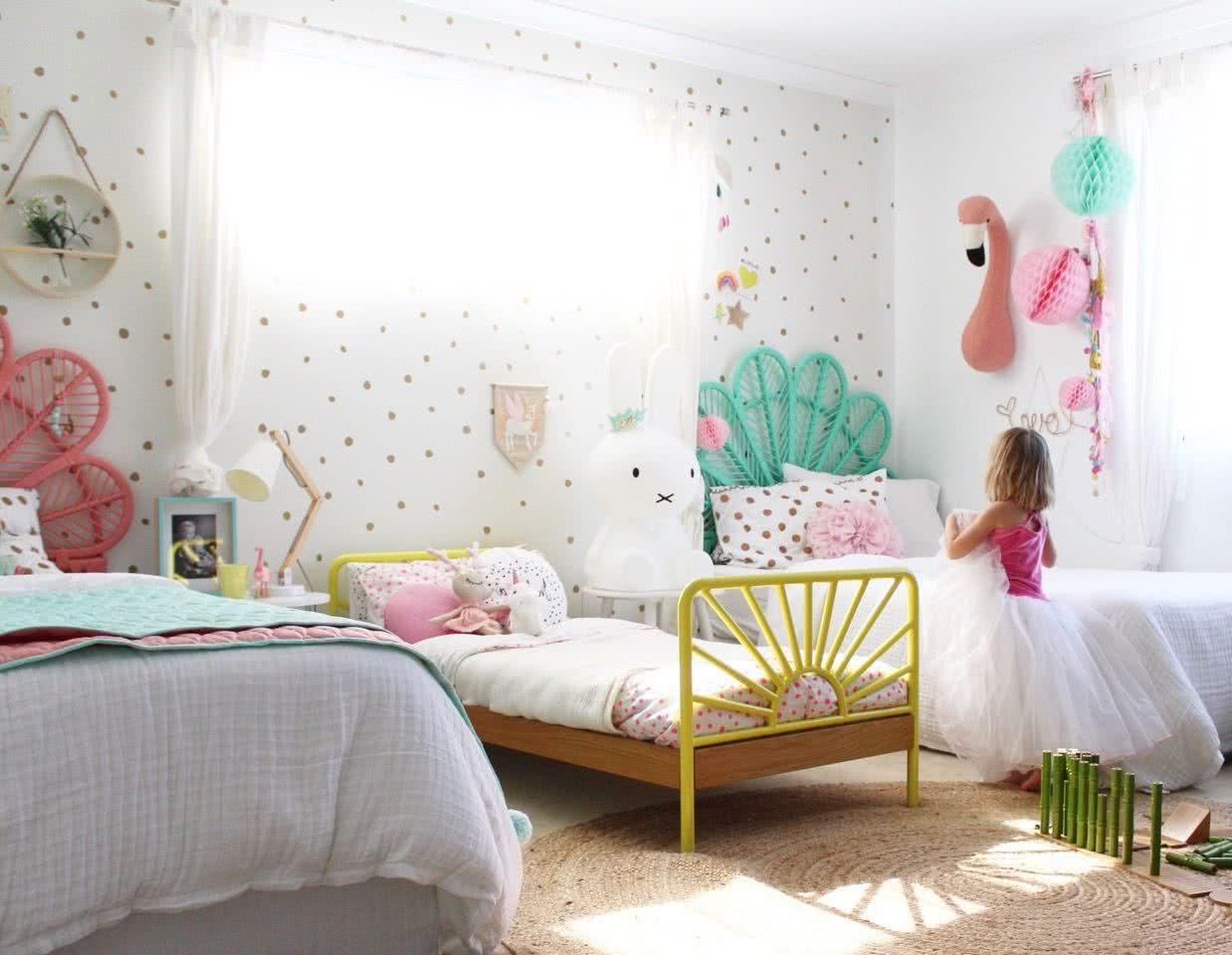 Chambres partagées pour enfants