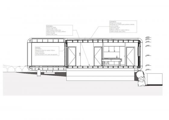 Matériaux de construction de maison écologique