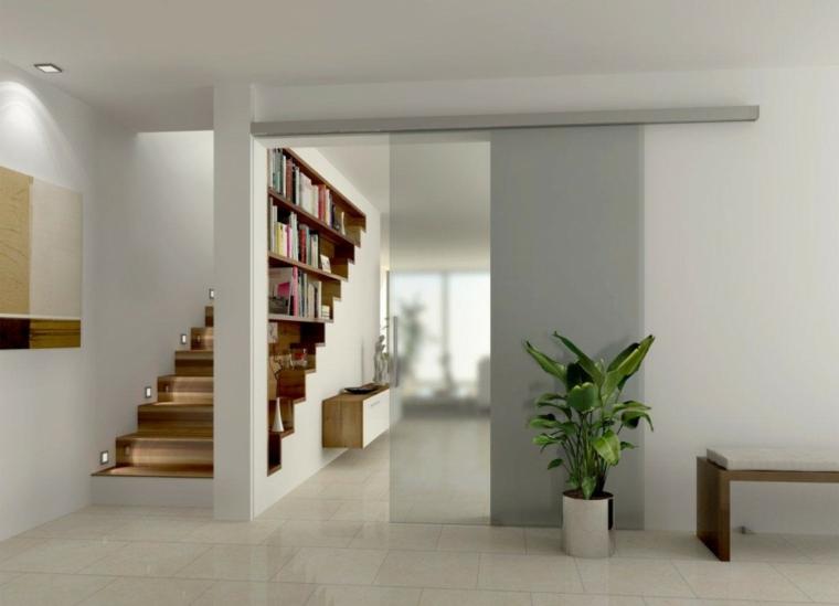 séparateur d'escalier