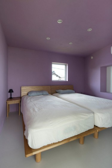 Conception de petite chambre