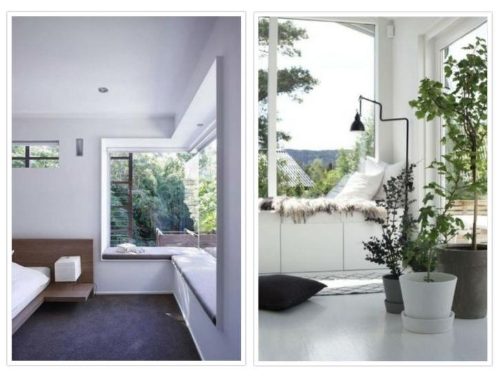 chambres modernes conçues spécialement