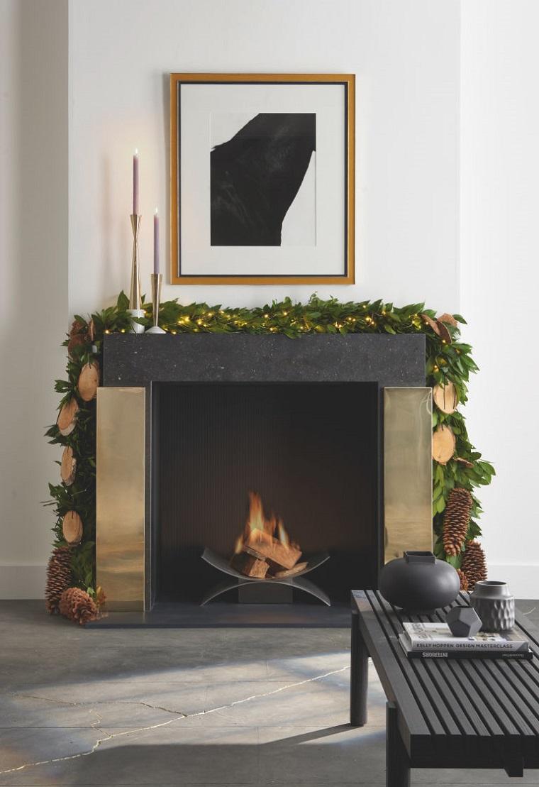 tendances 2018 décoration intérieure-cheminée