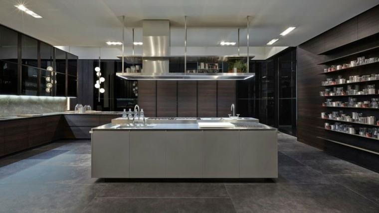 cuisine décorée murs