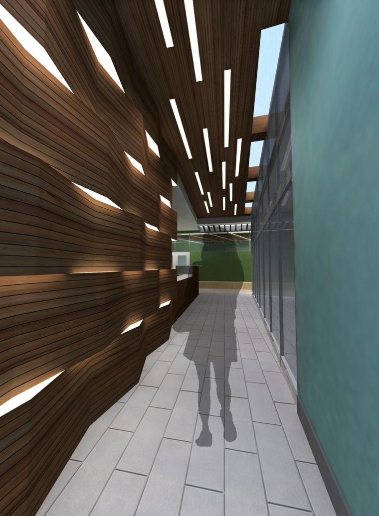 idées de murs décorés