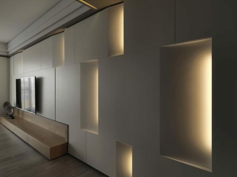 murs décorés intéressants