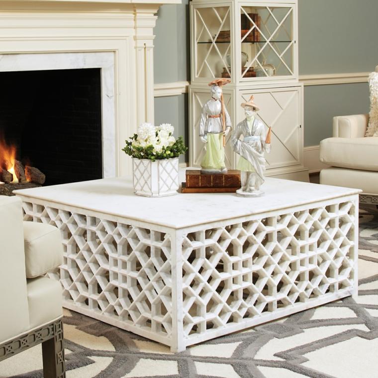 tables-basses-salon-couleur-blanc