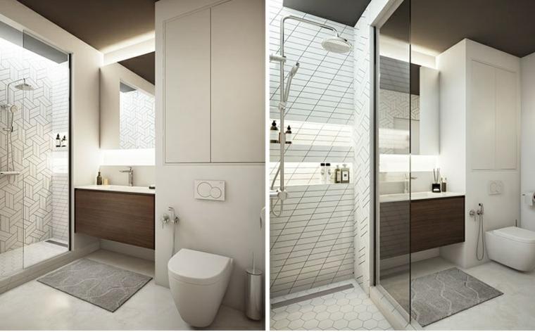 concept-salle de bain-moderne-lumineux