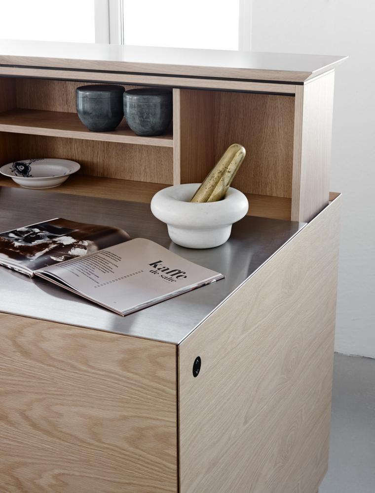 conception de comptoir de cuisine