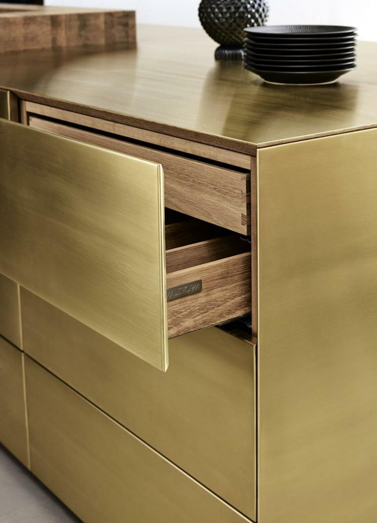 conception de tiroir de cuisine