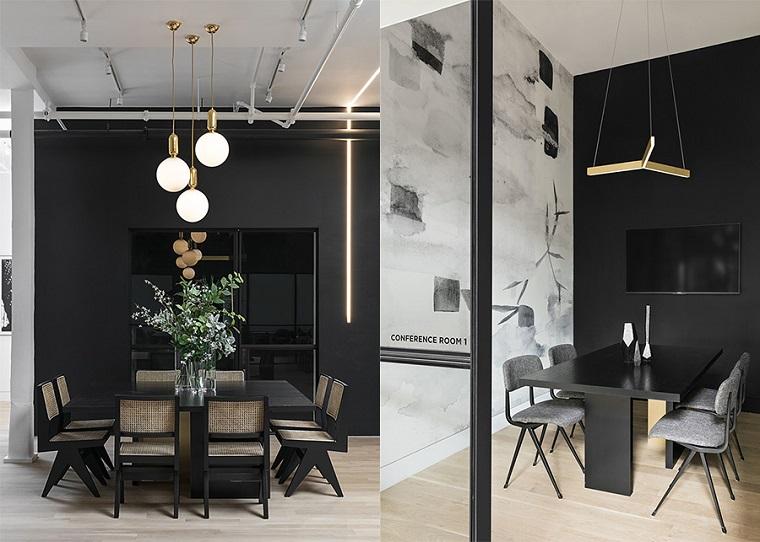 coworking-zone-design-noir-blanc-idées-de-chambre