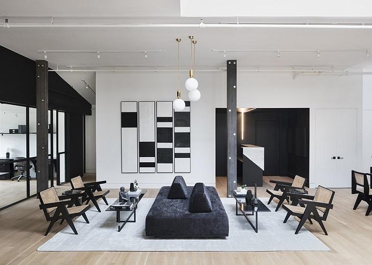 espace de coworking-idées-de-conception-modernes
