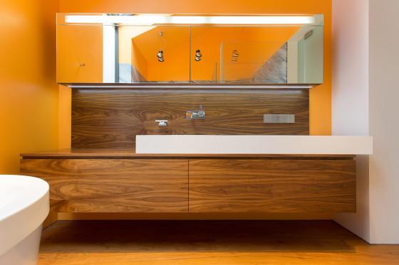 Conception de lavabos en bois