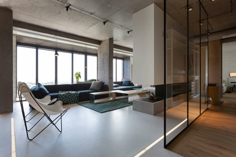 intérieurs modernes