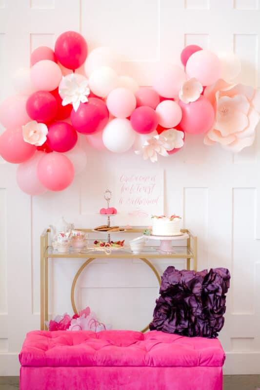 Meilleures idées pour décorer la maison sur les ballons de la fête des mères