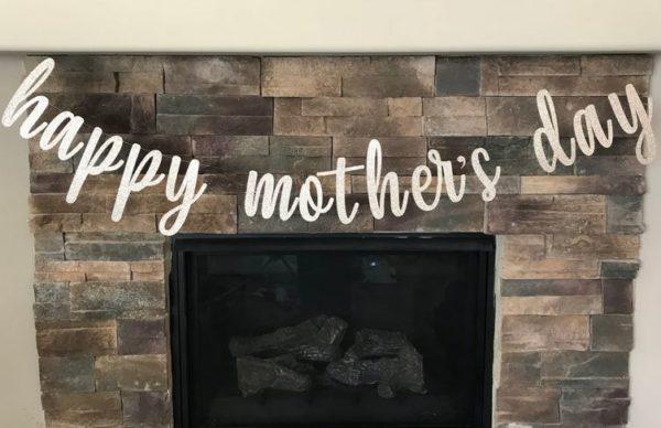 Meilleures idées pour décorer la maison le jour de la fête des mères Poster