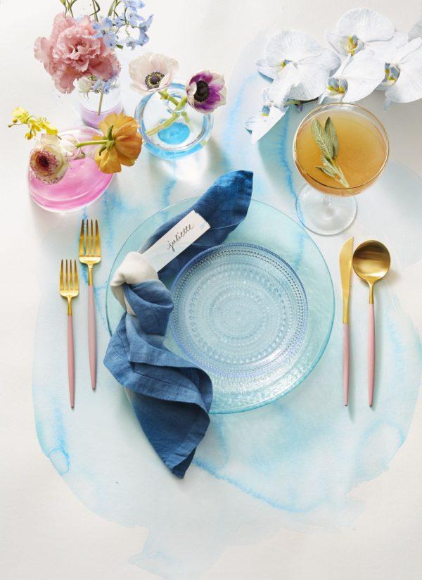 Meilleures idées pour décorer la maison sur la table de la fête des mères