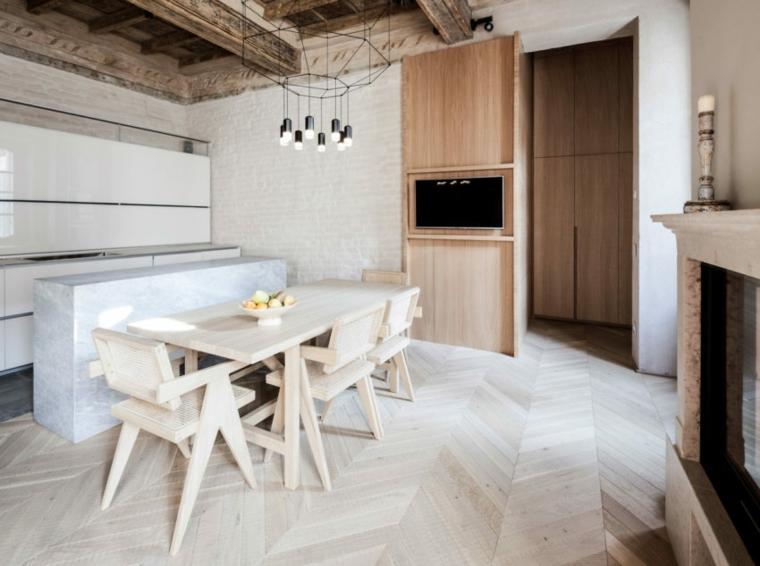 nouveau-style-ancien-appartement-combinaison