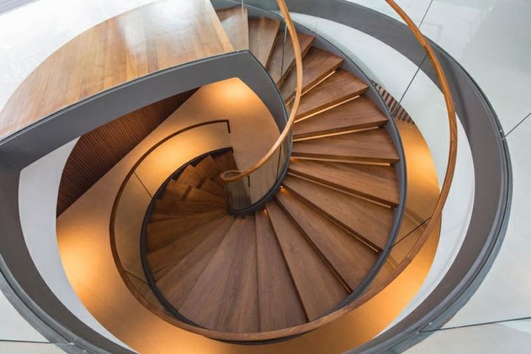 accents spéciaux escaliers concepts modernes et élégants