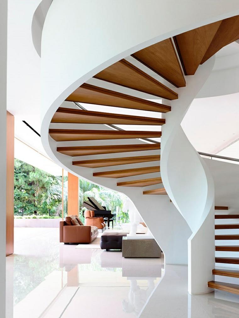 bois blanc moderne lignes modernes spéciales