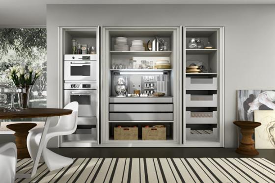 Armoire de cuisine intégrée