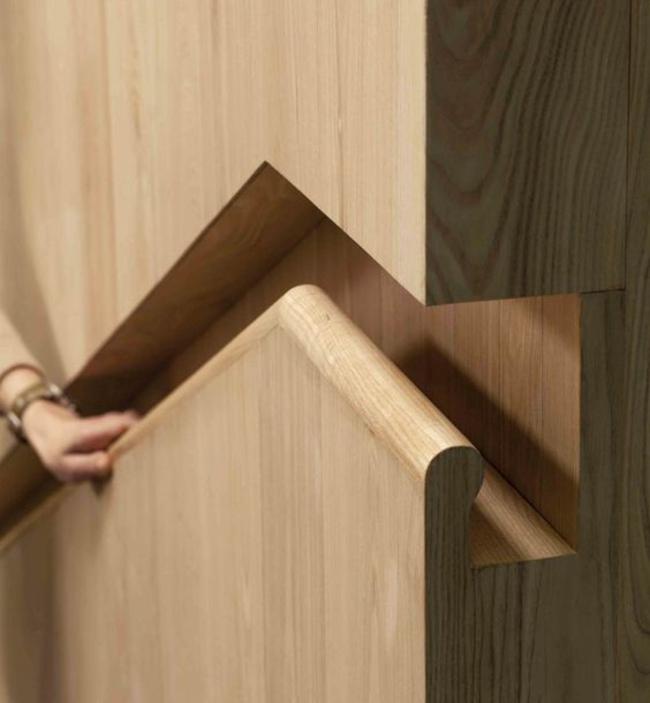 couper les lignes de conception de chemin de mur