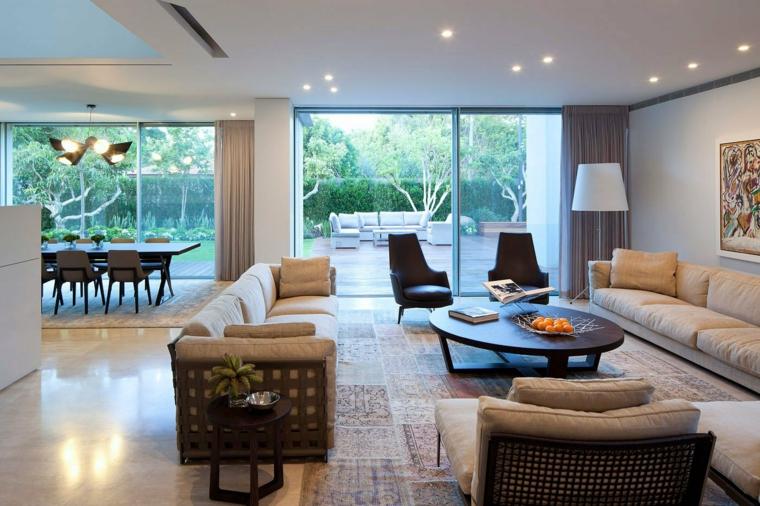 salon design original idées Domb Architects
