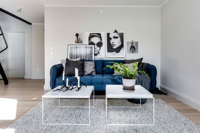Décoration nordique appartement design Alexander White Idées