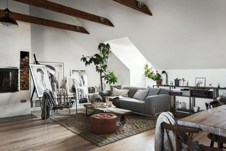 Décoration nordique appartement design idées de maisons scandinaves