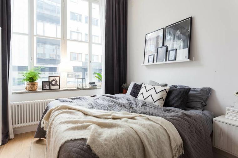 Décoration nordique chambre appartement design Stockholm Stylingbolaget ideas