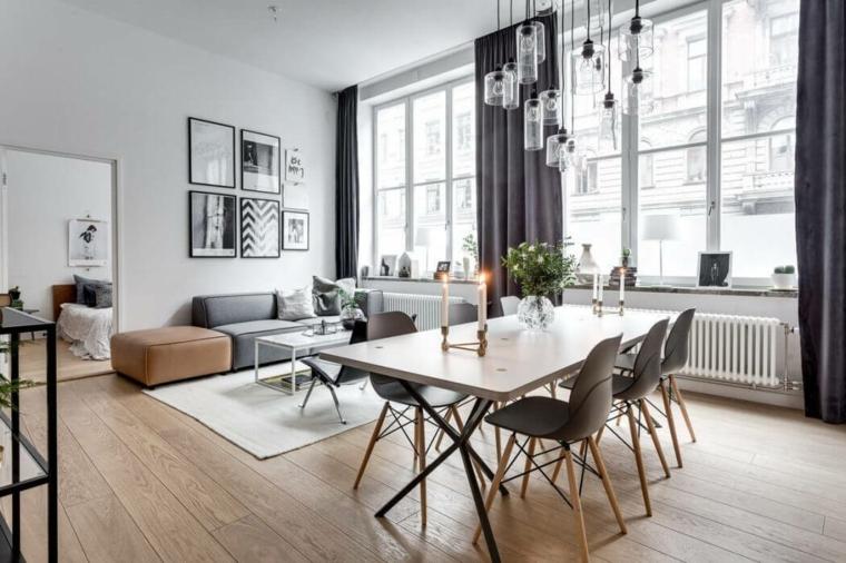 Décoration d'appartement nordique Stockholm Stylingbolaget ideas