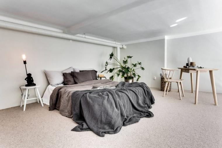 Décoration nordique appartement chambre design idées Alexander White