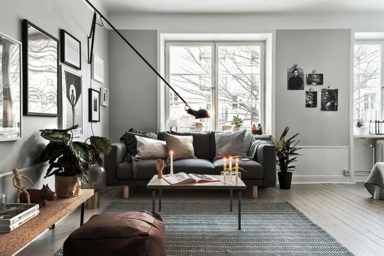 Design scandinave Idées de salon Scandinavian Homes