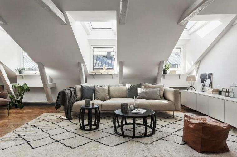 Décoration nordique appartement moderne idées de maisons scandinaves