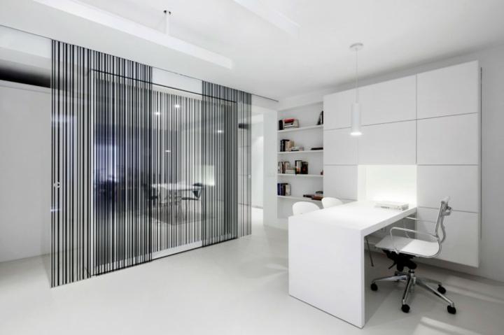 diviseurs de pièce décorations en verre blanc