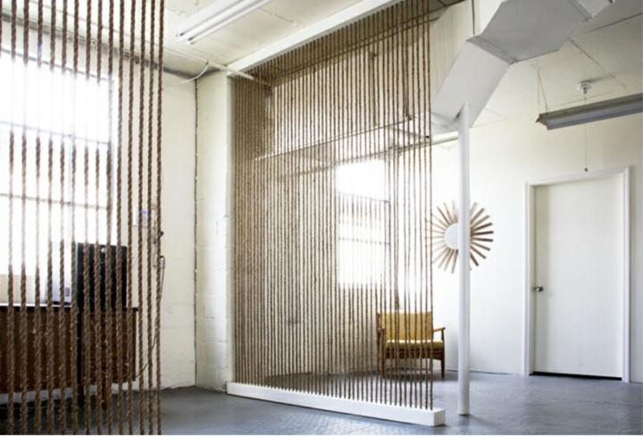 cordes planchers en fibres de bois portes