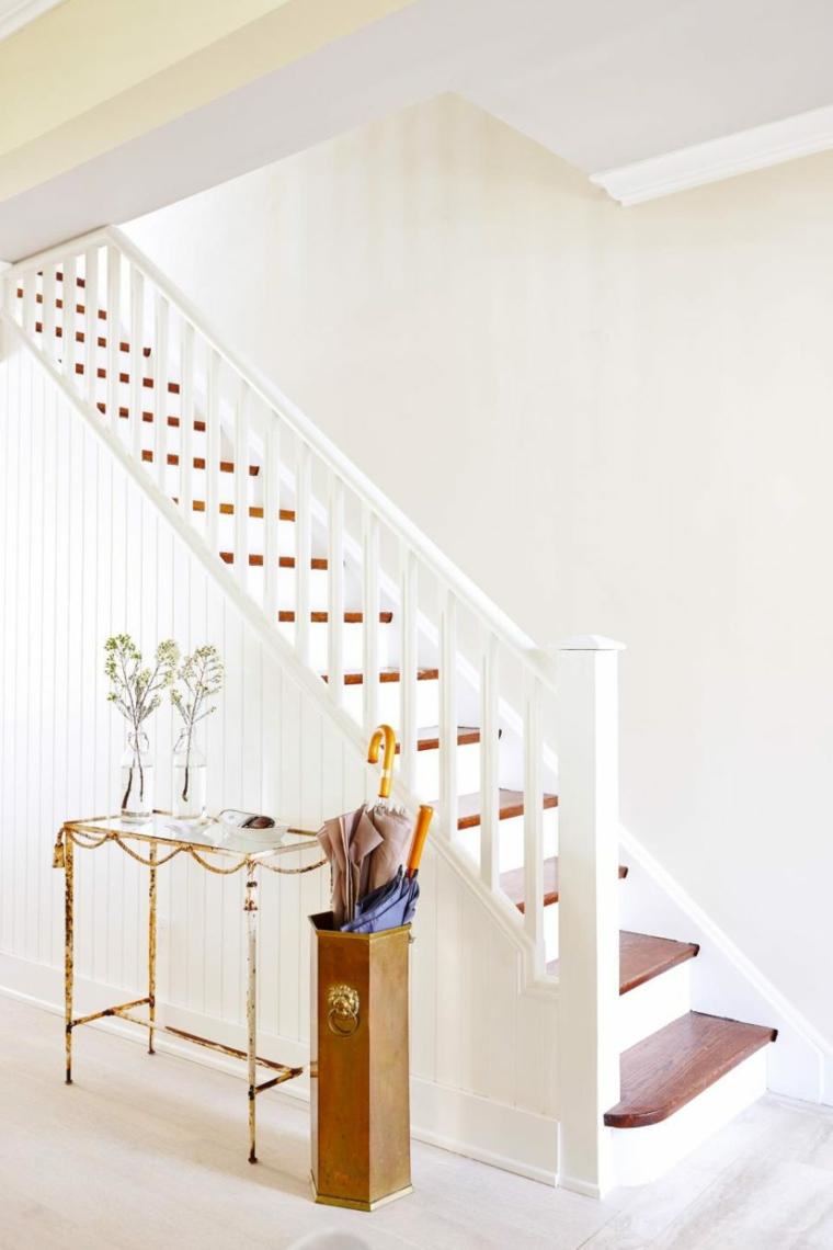 bel escalier de couloir design