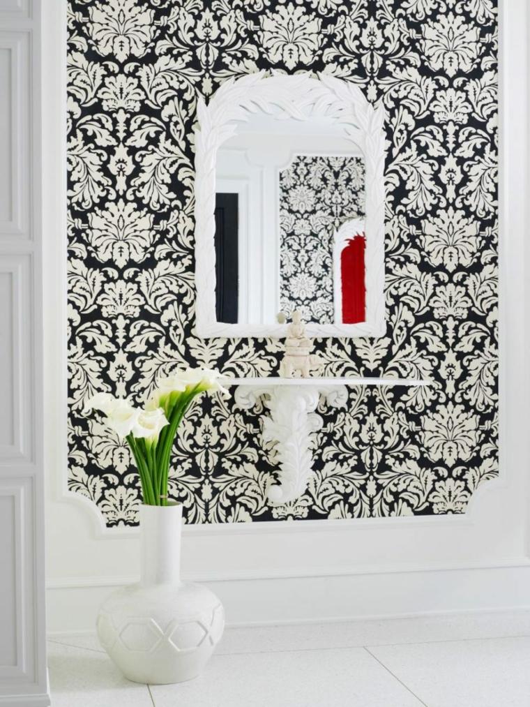 grande décoration de couloir design