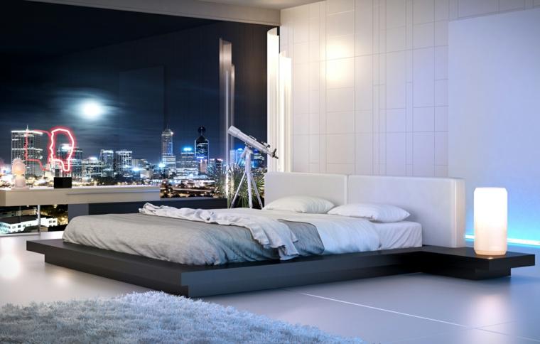 lits japonais modernes