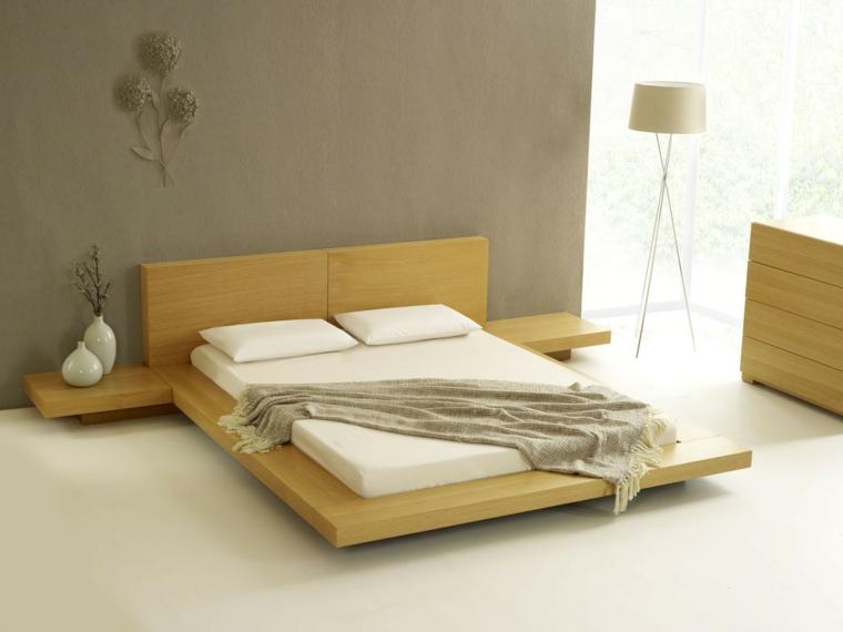 chambre à coucher japonaise