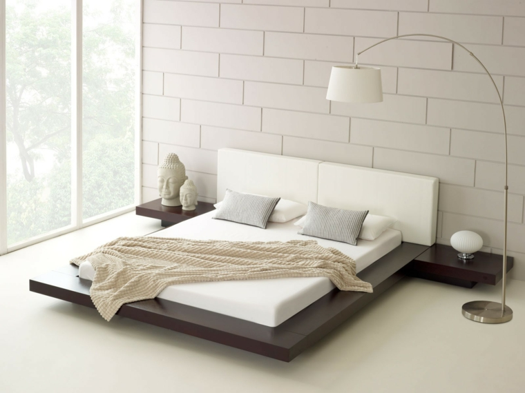conception de lits japonais