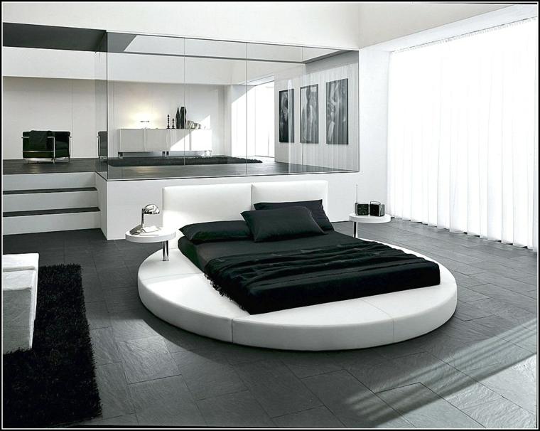 lit futon chambre japonaise