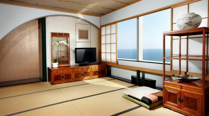 panneaux japonais courts images de fenêtres