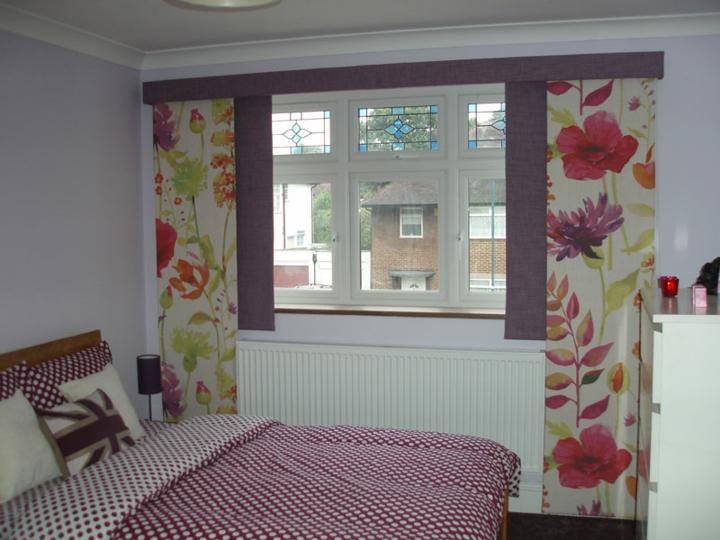 coussins de décoration effet fleur pour chambre à coucher