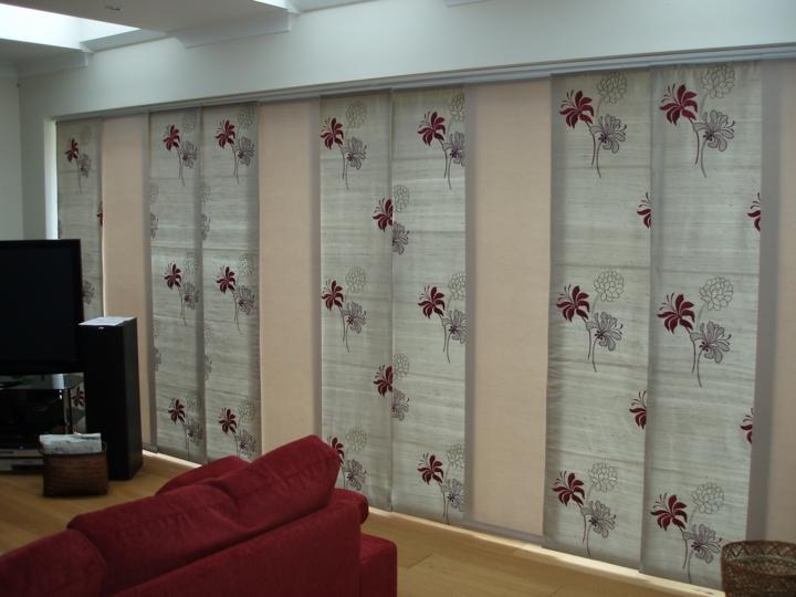 effets de concept de meubles en tissus naturels