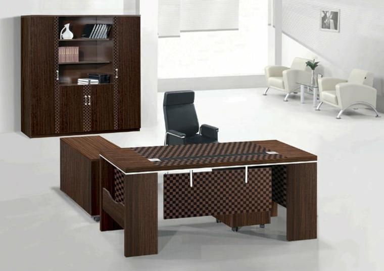conception de bureau à domicile